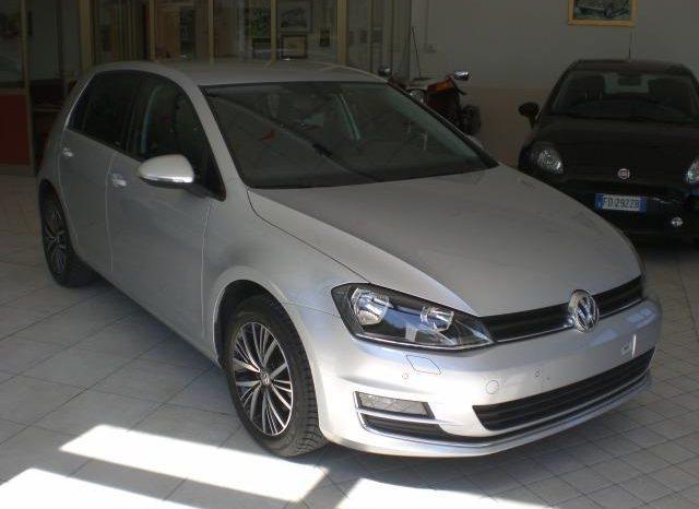 0312246003002-640x466 Volkswagen Golf 1.6 TDI 110 CV 5p. Highline All Star NAVI