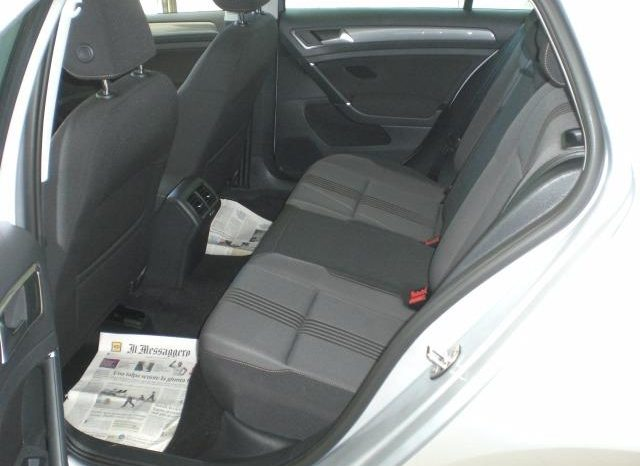 0312246003006-640x466 Volkswagen Golf 1.6 TDI 110 CV 5p. Highline All Star NAVI