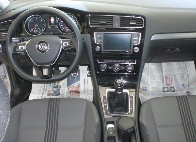 0312246003007-640x466 Volkswagen Golf 1.6 TDI 110 CV 5p. Highline All Star NAVI