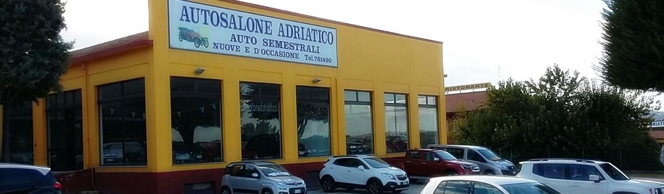 4-1 Autosalone Adriatico vendita auto semestrali km0 nuove e d'occasione Osimo Ancona