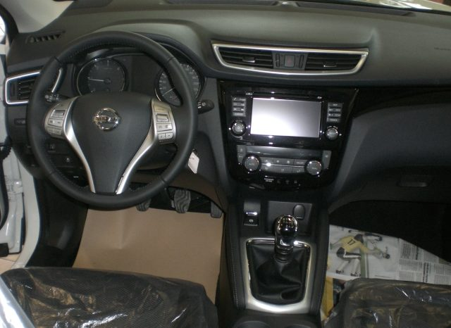 CIMG5124-640x466 Nissan Qashqai 1.5 dci 110 cv N-Connecta -AUTO NUOVA