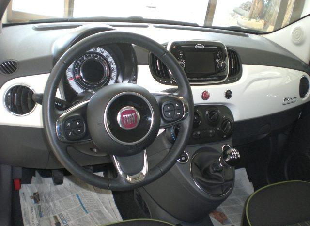 CIMG4148-640x466 Fiat 500 1.2 LOUNGE
