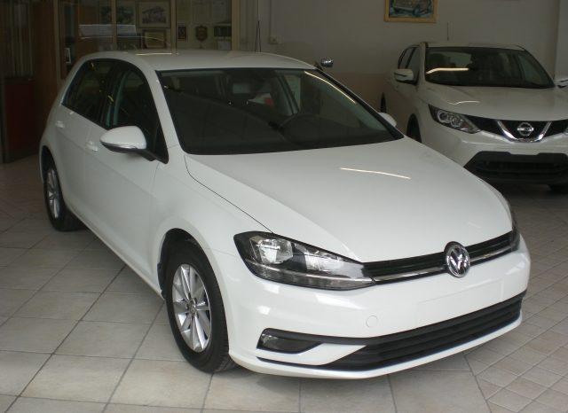 CIMG5404-640x466 Volkswagen Golf VII Nuovo Modello 1.6 TDI 115cv 5 p. Business + App Connect