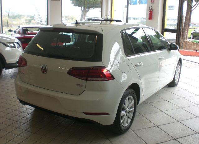 CIMG5405-640x466 Volkswagen Golf VII Nuovo Modello 1.6 TDI 115cv 5 p. Business + App Connect