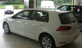 CIMG5406-350x205 Volkswagen Golf VII Nuovo Modello 1.6 TDI 115cv 5 p. Business + App Connect