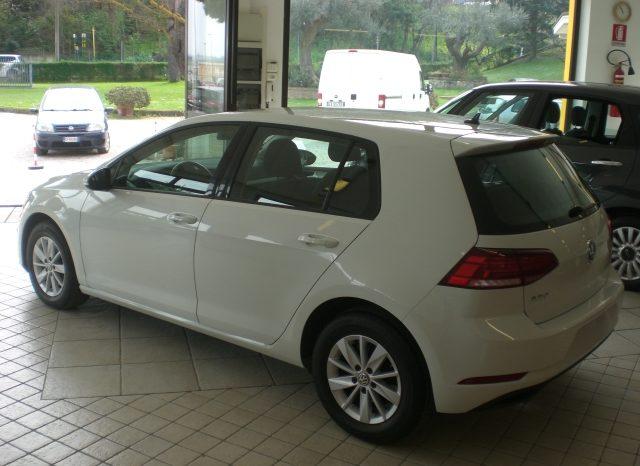 CIMG5406-640x466 Volkswagen Golf VII Nuovo Modello 1.6 TDI 115cv 5 p. Business + App Connect