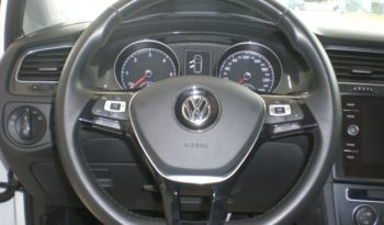 CIMG5410-350x205 Volkswagen Golf VII Nuovo Modello 1.6 TDI 115cv 5 p. Business + App Connect