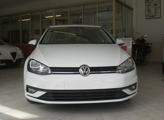 CIMG5417-640x466 Volkswagen Golf VII Nuovo Modello 1.6 TDI 115cv 5 p. Business + App Connect