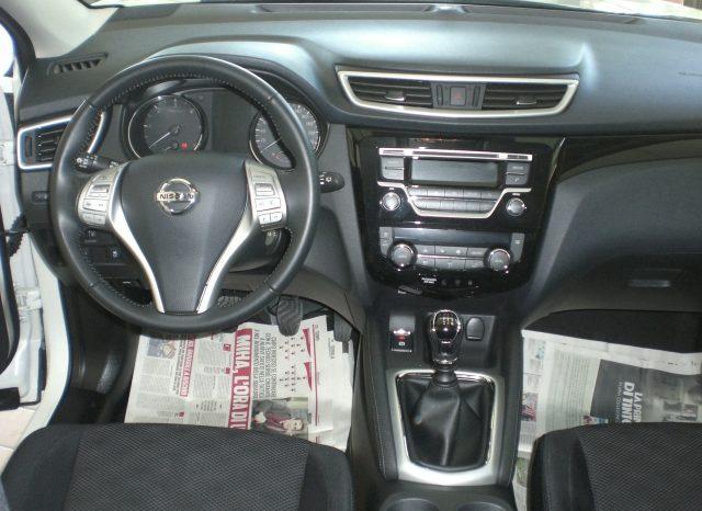 CIMG5615-640x466 Nissan Qashqai 1.5 dci 110 cv Acenta