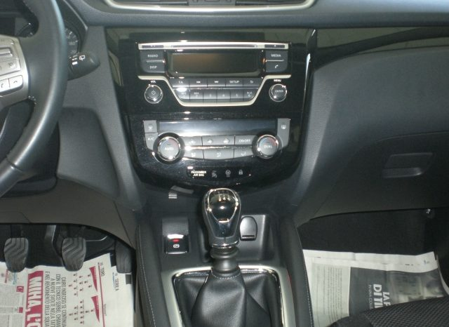 CIMG5617-640x466 Nissan Qashqai 1.5 dci 110 cv Acenta
