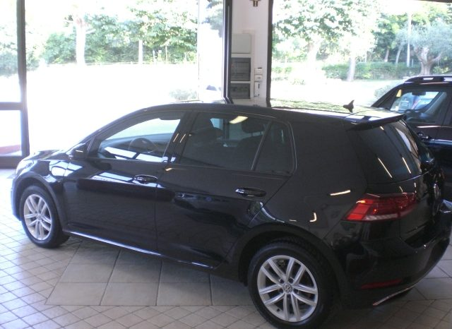 CIMG5625-640x466 Volkswagen Golf VII 1.6 TDI 116 cv Highline +NAVI