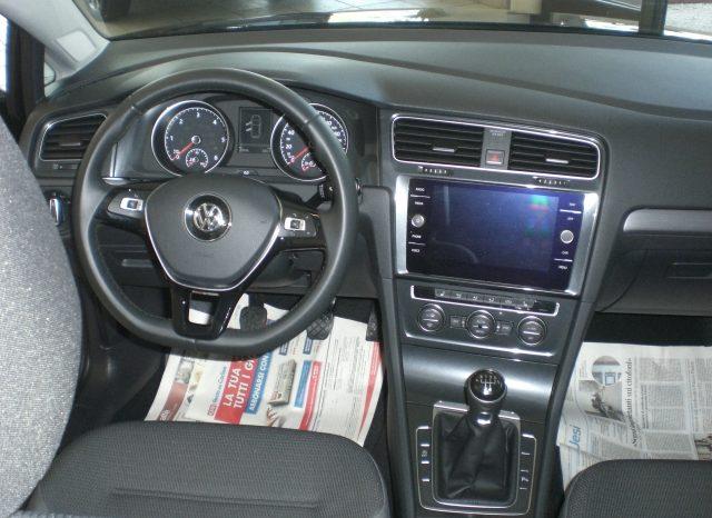 CIMG5630-640x466 Volkswagen Golf VII 1.6 TDI 116 cv Highline +NAVI