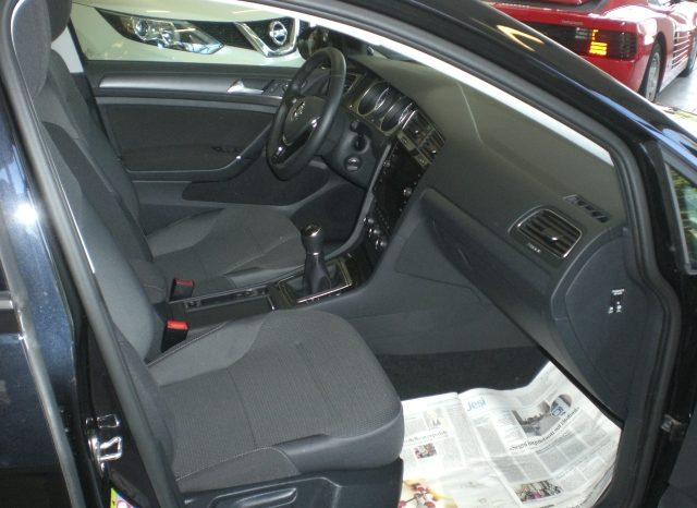 CIMG5635-640x466 Volkswagen Golf VII 1.6 TDI 116 cv Highline +NAVI