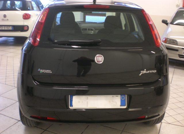 CIMG5783-640x466 Fiat Grande Punto 1.4 Dynamic 5 Porte Natural Power (Metano dalla casa)
