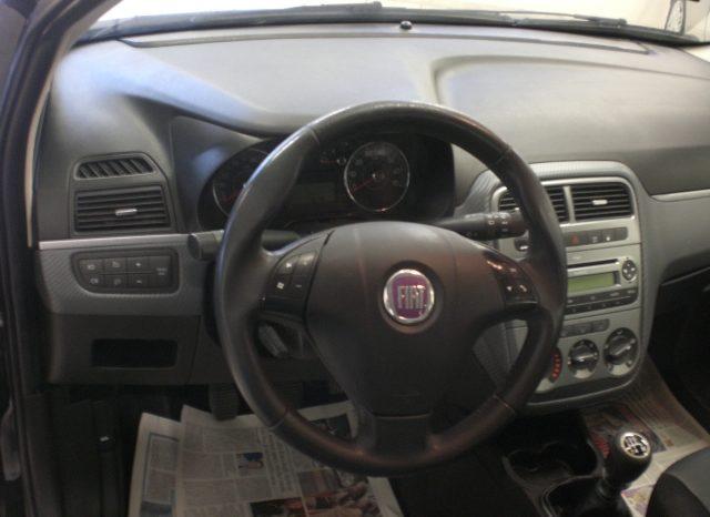 CIMG5790-640x466 Fiat Grande Punto 1.4 Dynamic 5 Porte Natural Power (Metano dalla casa)