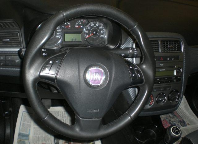 CIMG5792-640x466 Fiat Grande Punto 1.4 Dynamic 5 Porte Natural Power (Metano dalla casa)