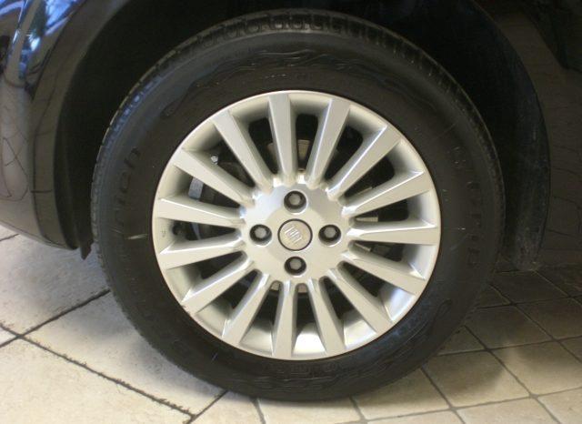 CIMG5795-640x466 Fiat Grande Punto 1.4 Dynamic 5 Porte Natural Power (Metano dalla casa)