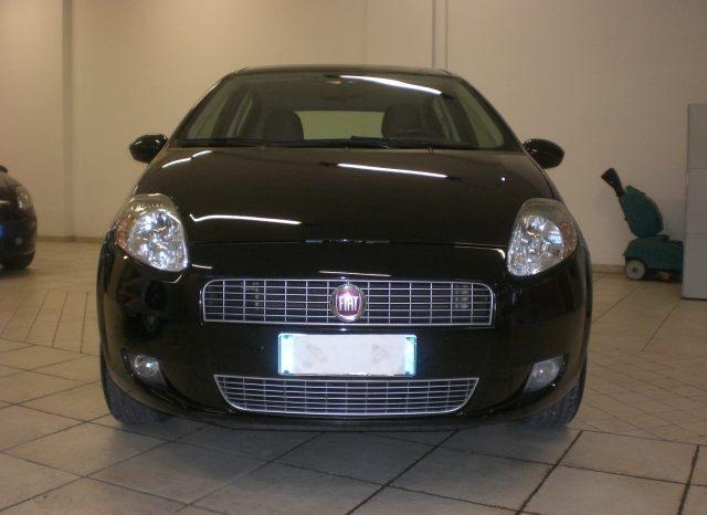 CIMG5798-640x466 Fiat Grande Punto 1.4 Dynamic 5 Porte Natural Power (Metano dalla casa)