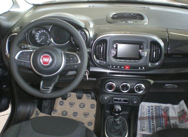CIMG5836-640x466 Fiat 500 L 1.4 T-Jet 120cv GPL Pop Star + Kit Pop Star (GPL dalla Casa)
