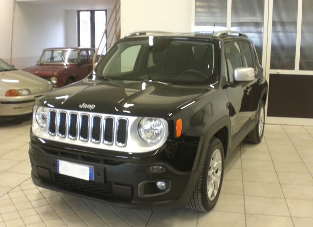 CIMG5871-640x466 Jeep Renegade 1.6 Mjtd 120 cv LIMITED Car Play