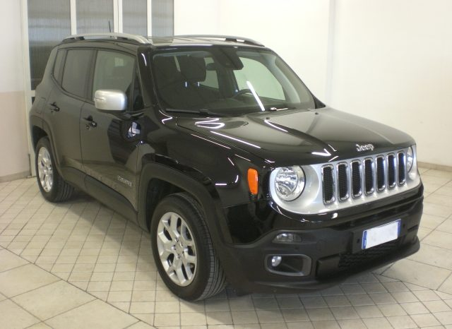 CIMG5872-640x466 Jeep Renegade 1.6 Mjtd 120 cv LIMITED Car Play