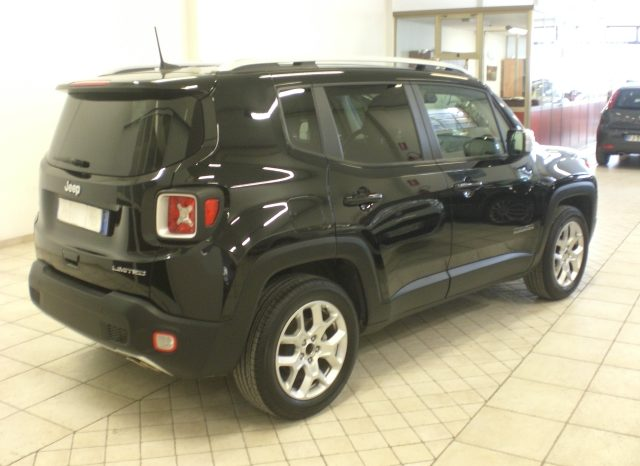 CIMG5873-640x466 Jeep Renegade 1.6 Mjtd 120 cv LIMITED Car Play