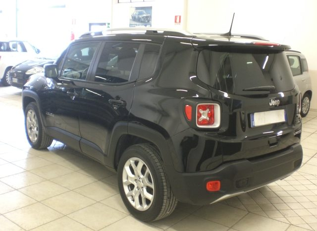 CIMG5874-640x466 Jeep Renegade 1.6 Mjtd 120 cv LIMITED Car Play