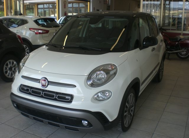 CIMG5931-640x466 Fiat 500 L 1.6 mjtd 120cv CROSS Bicolore+Car Play+ KM0