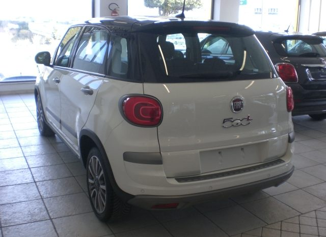 CIMG5932-640x466 Fiat 500 L 1.6 mjtd 120cv CROSS Bicolore+Car Play+ KM0