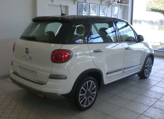 CIMG5933-640x466 Fiat 500 L 1.6 mjtd 120cv CROSS Bicolore+Car Play+ KM0
