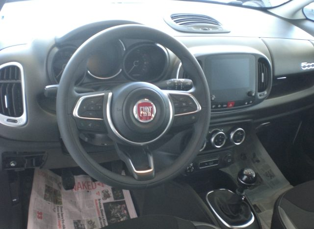 CIMG5936-640x466 Fiat 500 L 1.6 mjtd 120cv CROSS Bicolore+Car Play+ KM0
