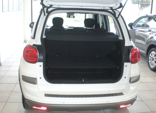 CIMG5945-640x466 Fiat 500 L 1.6 mjtd 120cv CROSS Bicolore+Car Play+ KM0