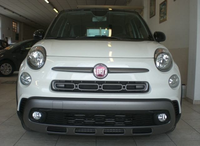 CIMG5949-640x466 Fiat 500 L 1.6 mjtd 120cv CROSS Bicolore+Car Play+ KM0