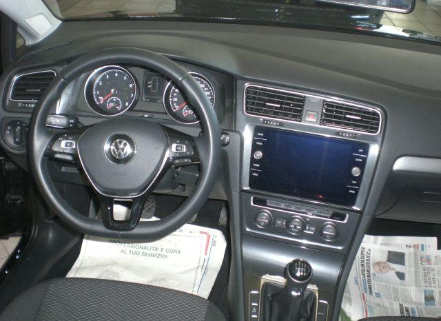 CIMG6044-640x466 Volkswagen Golf 1.0 TSI 110cv 5P. Business Blue Motion + CAR PLAY