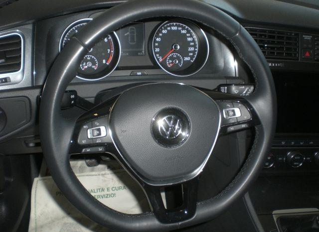 CIMG6046-640x466 Volkswagen Golf 1.0 TSI 110cv 5P. Business Blue Motion + CAR PLAY