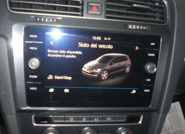 CIMG6047-640x466 Volkswagen Golf 1.0 TSI 110cv 5P. Business Blue Motion + CAR PLAY