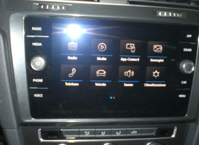 CIMG6048-640x466 Volkswagen Golf 1.0 TSI 110cv 5P. Business Blue Motion + CAR PLAY