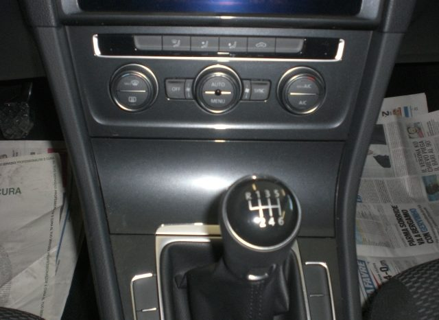 CIMG6050-640x466 Volkswagen Golf 1.0 TSI 110cv 5P. Business Blue Motion + CAR PLAY
