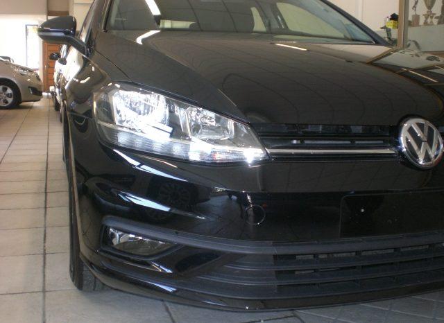 CIMG6056-640x466 Volkswagen Golf 1.0 TSI 110cv 5P. Business Blue Motion + CAR PLAY