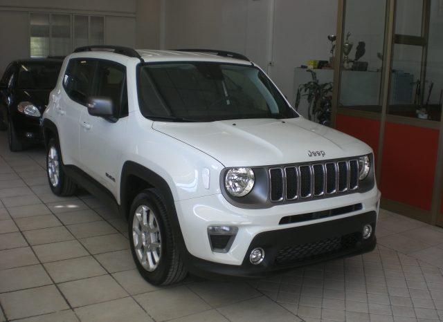 CIMG6113-640x466 Jeep Renegade 1.6 Mjt 120cv LIMITED MY19 km0 Ad-Blue + Car Play