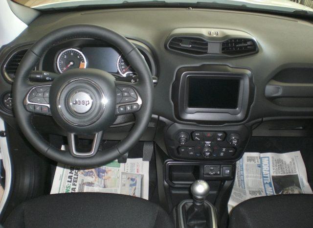 CIMG6119-640x466 Jeep Renegade 1.6 Mjt 120cv LIMITED MY19 km0 Ad-Blue + Car Play