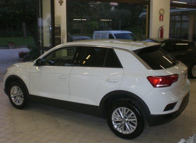 CIMG6529-640x466 Volkswagen T-ROC 1.6 TDI 116cv Style NAVI+5ANNI GARANZIA