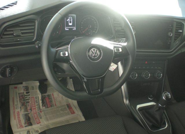CIMG6533-640x466 Volkswagen T-ROC 1.6 TDI 116cv Style NAVI+5ANNI GARANZIA