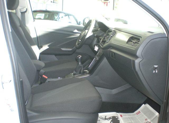 CIMG6544-640x466 Volkswagen T-ROC 1.6 TDI 116cv Style NAVI+5ANNI GARANZIA