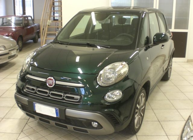 CIMG6638-640x466 Fiat 500 L 1.3 mjtd 95CV  CROSS +CAR PLAY(ADATTA A NEOPATENTATI)