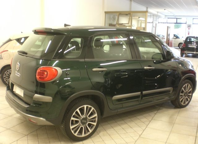 CIMG6640-640x466 Fiat 500 L 1.3 mjtd 95CV  CROSS +CAR PLAY(ADATTA A NEOPATENTATI)