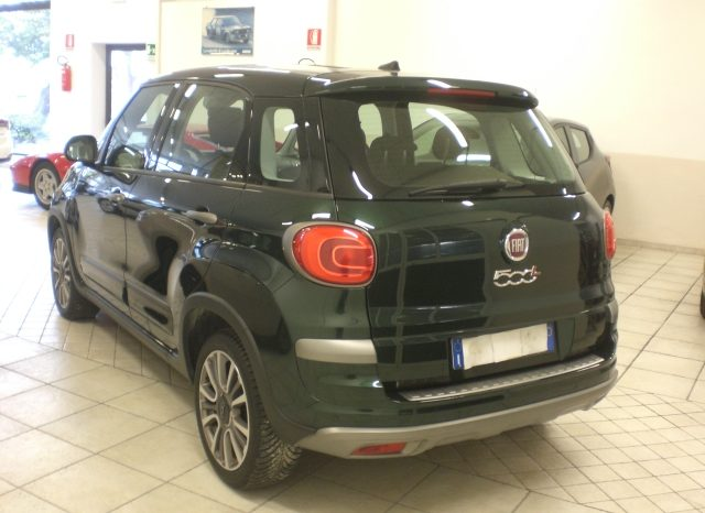 CIMG6641-640x466 Fiat 500 L 1.3 mjtd 95CV  CROSS +CAR PLAY(ADATTA A NEOPATENTATI)