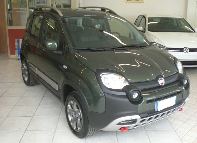 CIMG6700-640x466 Fiat Panda 0.9 CROSS 4X4 85CV