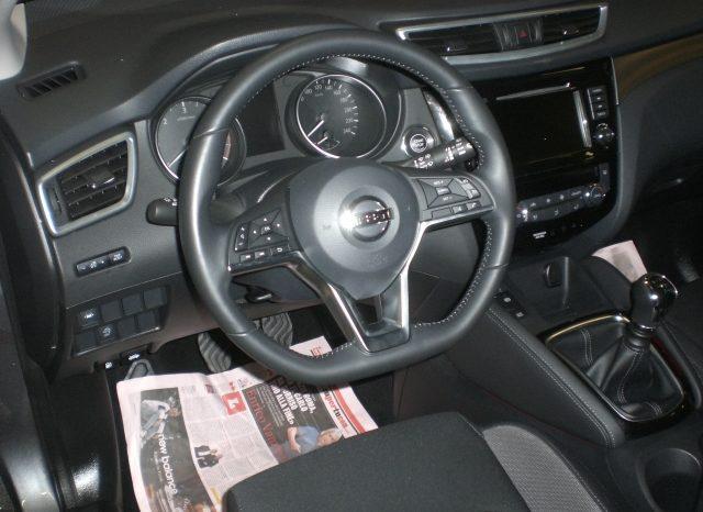 CIMG6784-640x466 Nissan Qashqai 1.5 dci 116cv N-CONNECTA FULL LED+NAVI+CAR PLAY