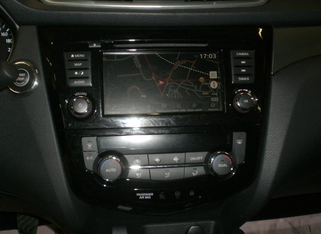 CIMG6788-640x466 Nissan Qashqai 1.5 dci 116cv N-CONNECTA FULL LED+NAVI+CAR PLAY